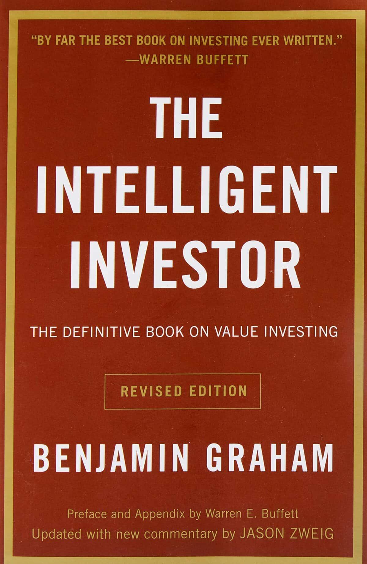 The Intelligent Investor Ben Graham