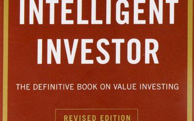 "Ben Graham ""The Intelligent Investor"""