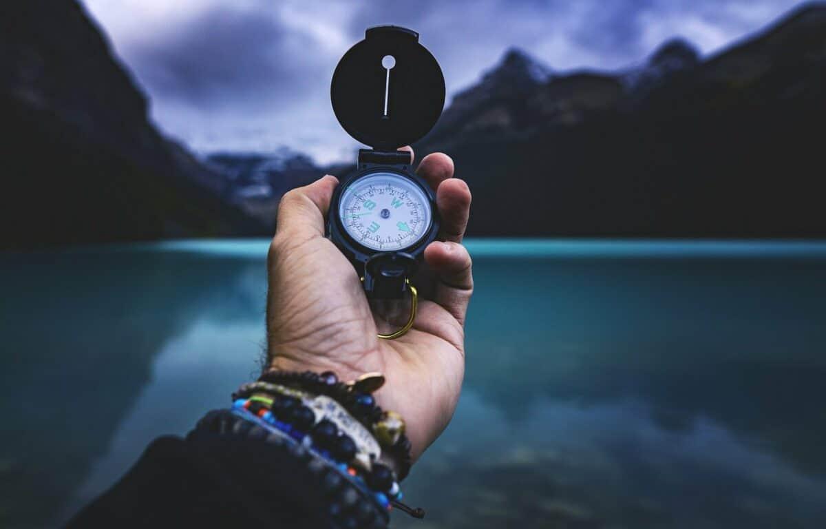 Kompas na dlaczego