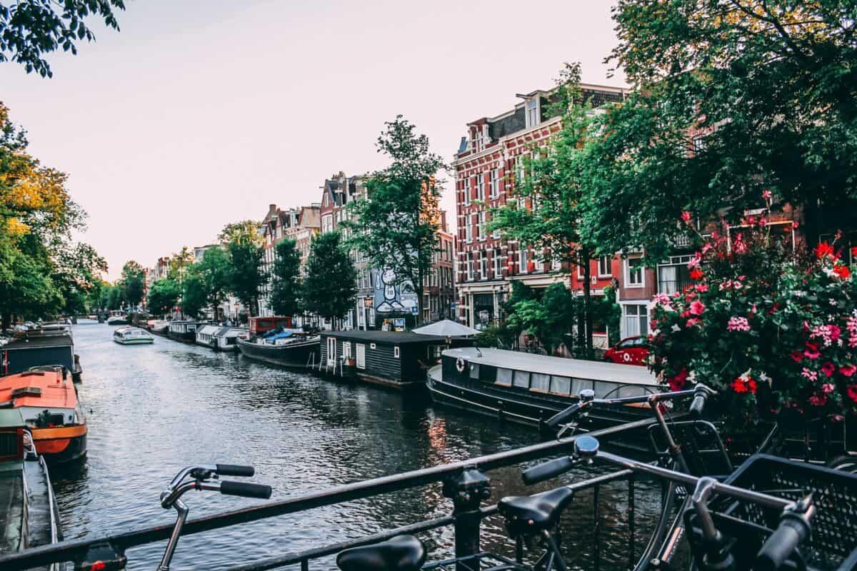 Historia Cen - Amsterdam