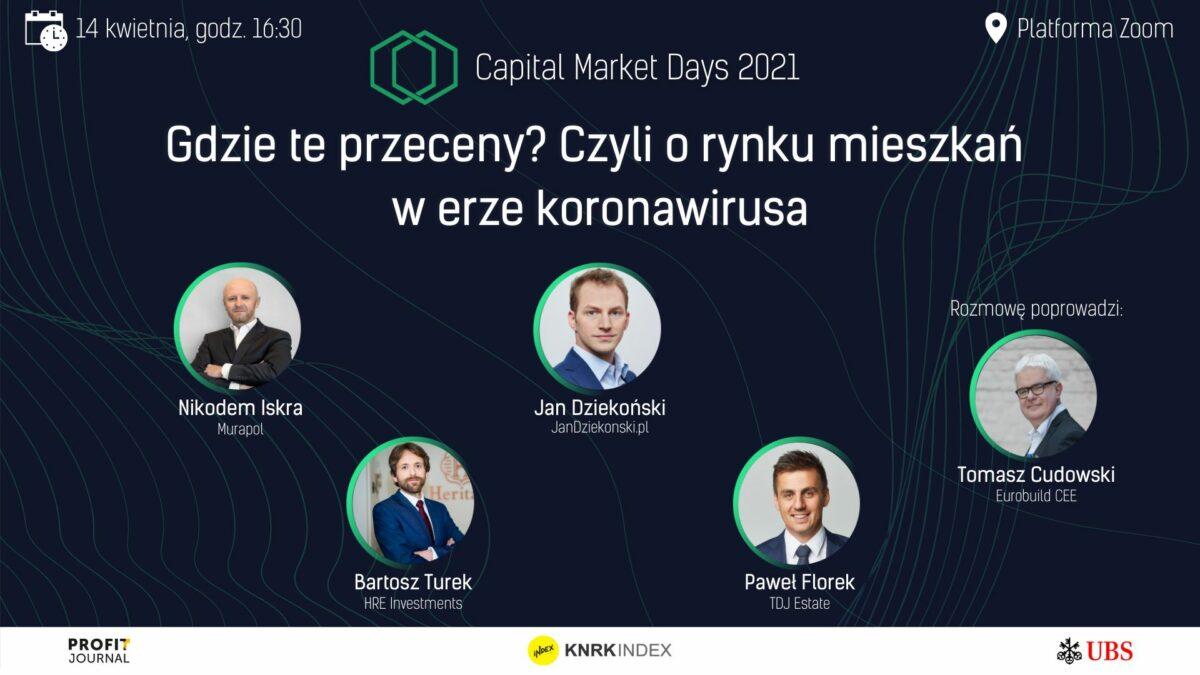 Capital Market Days 2021